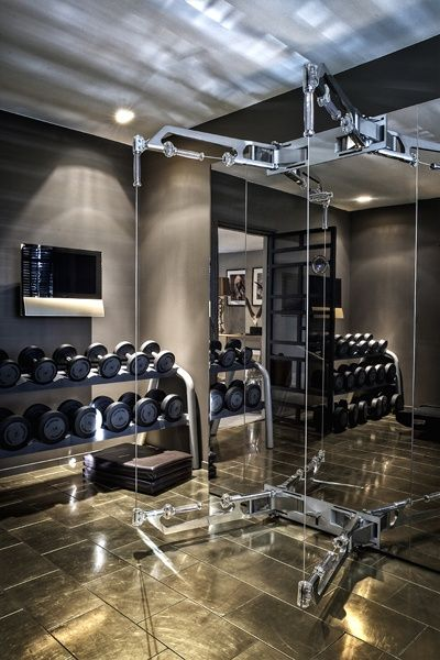 THE HOME GYM ⋆ Vkvvisuals.com/blog