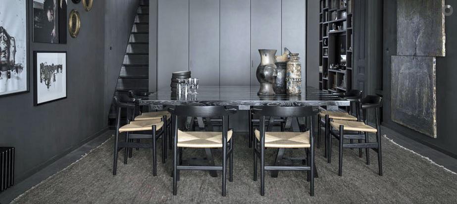 Dark decor - French interior design companies ...