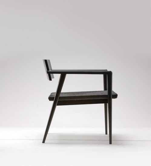 The Dormitio Chair, Minimalist Perfection Designed In 1950 By Ponti U2013 Via  Ecclectic Living Home