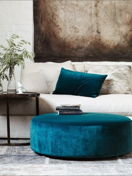 ON TREND VELVET INTERIORS Vkvvisualscomblog