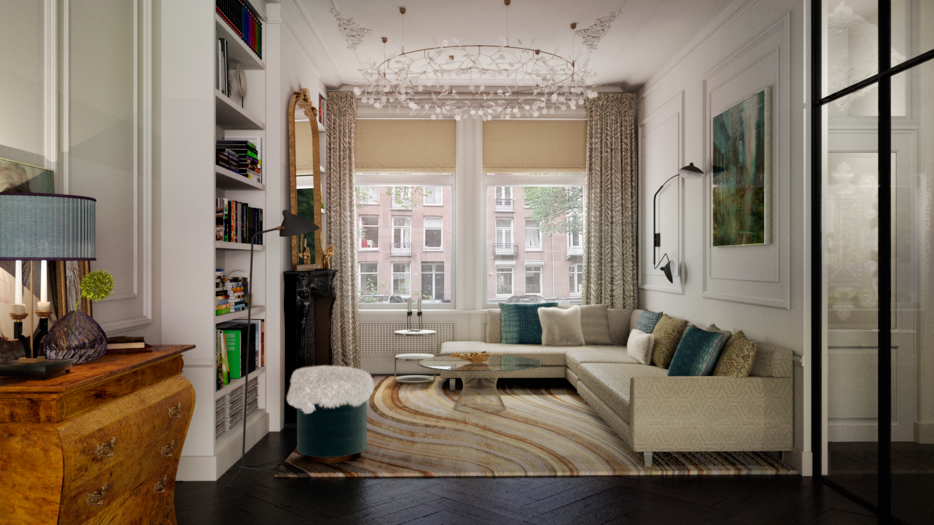 AMSTERDAM TOWNHOUSE ⋆ vkvvisuals blog