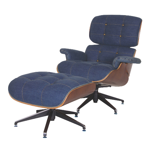 Color of the month classic blue for Chaise eames originale